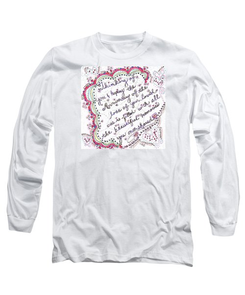 Anniversary Memorial Long Sleeve T-Shirt