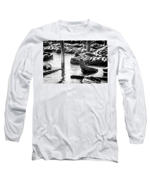 Announcement Long Sleeve T-Shirt