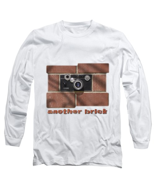 Another Brick . . 2 Long Sleeve T-Shirt by Mike McGlothlen