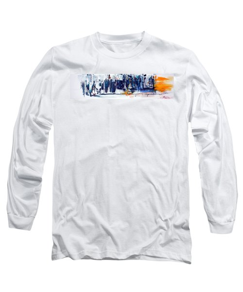 Another Day In New York City Long Sleeve T-Shirt