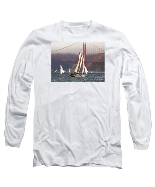Another Fine Day Long Sleeve T-Shirt by Scott Cameron