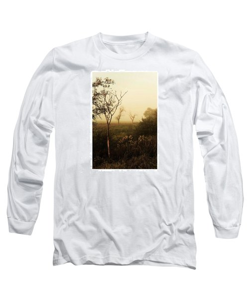Another Morning  #autumn #morning Long Sleeve T-Shirt