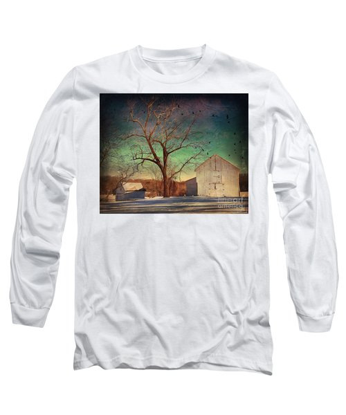 Another Winter Day  Long Sleeve T-Shirt