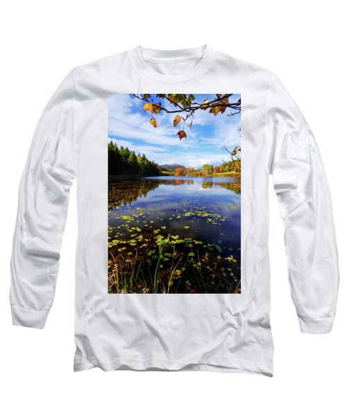 Long Sleeve T-Shirt featuring the photograph Anticipation by Chad Dutson