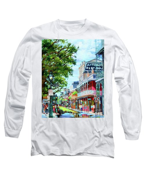Antoine's Long Sleeve T-Shirt