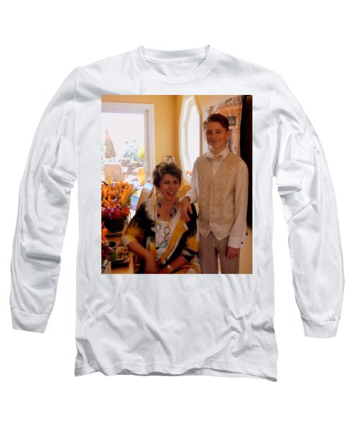 Antonia And Grandson Long Sleeve T-Shirt