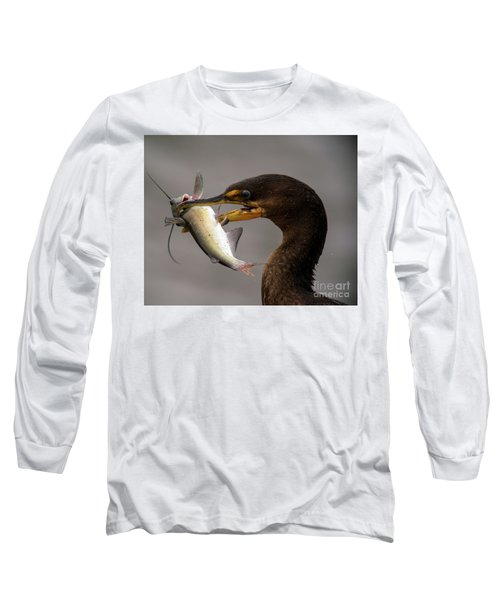 Anyone For Catfish? Long Sleeve T-Shirt