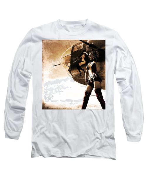 Apocalypse War 1 Long Sleeve T-Shirt