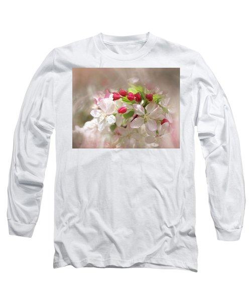 Apple Buds Long Sleeve T-Shirt
