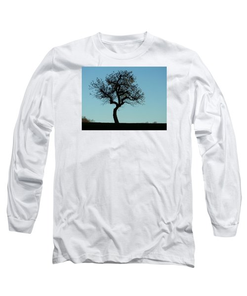 Apple Tree In November Long Sleeve T-Shirt