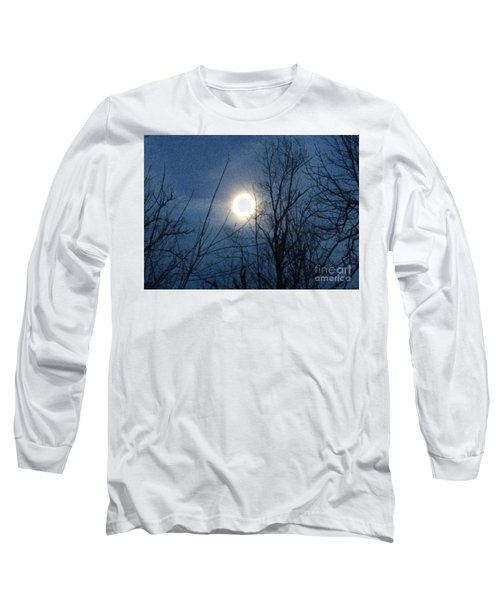 April Moonlight Long Sleeve T-Shirt