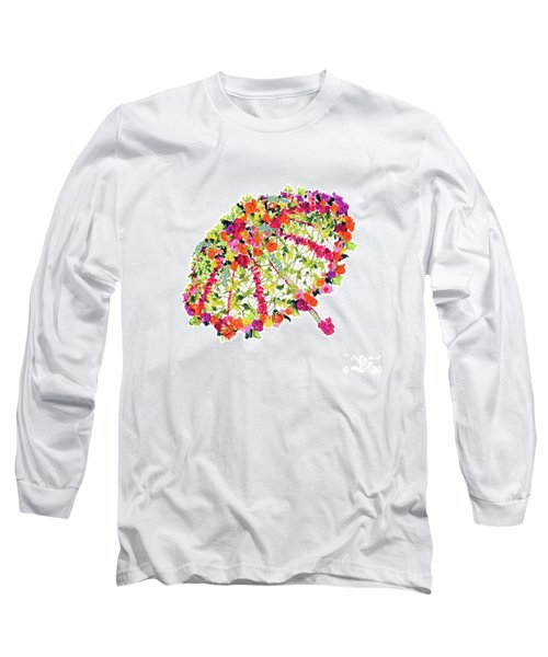 April Showers Bring May Flowers Long Sleeve T-Shirt