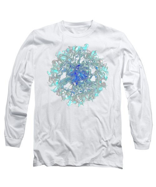 Aqua Art By Kaye Menner Long Sleeve T-Shirt
