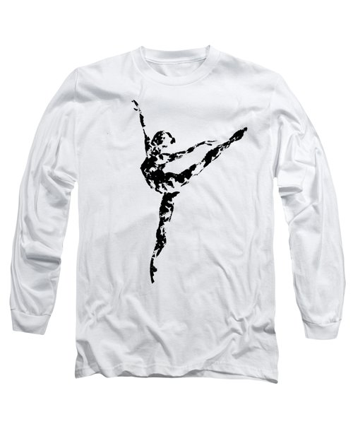 Arabesque - Transparent Background Long Sleeve T-Shirt