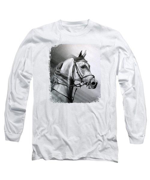Arabian Beauty Long Sleeve T-Shirt