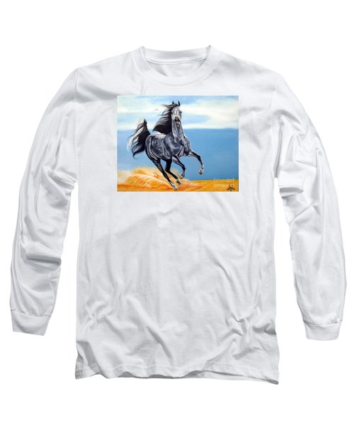 Arabian Dreams Long Sleeve T-Shirt