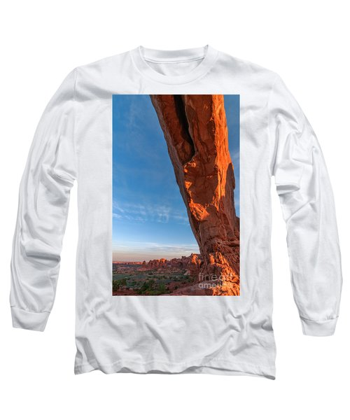 Arch View Long Sleeve T-Shirt