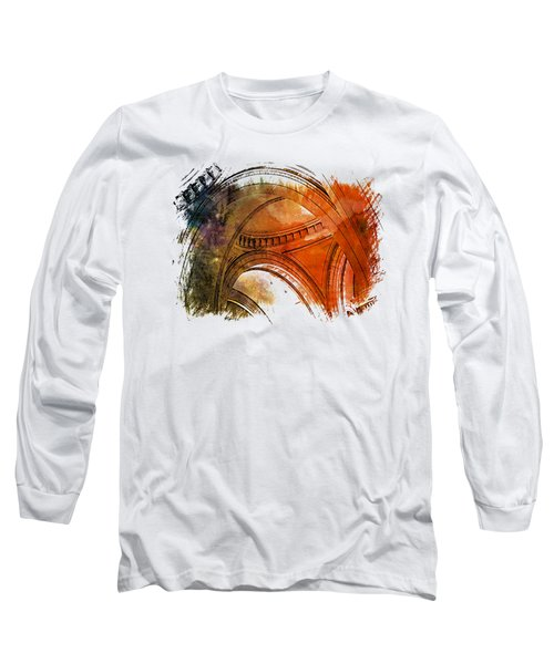 Arches Abound Art 1 Long Sleeve T-Shirt