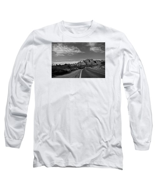 Arches Road Long Sleeve T-Shirt