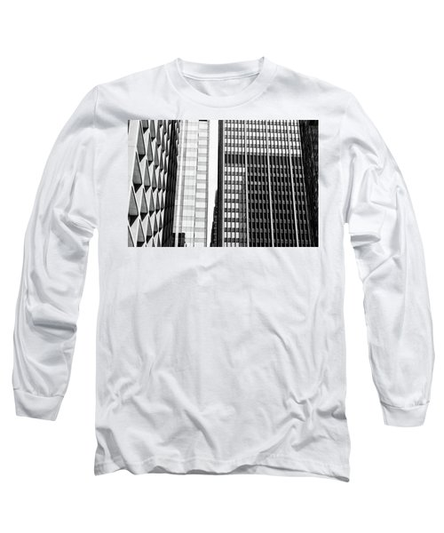 Architectural Pattern Study 1.0 Long Sleeve T-Shirt