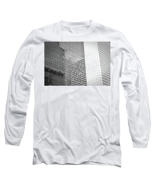 Architectural Pattern Study 4.0 Long Sleeve T-Shirt