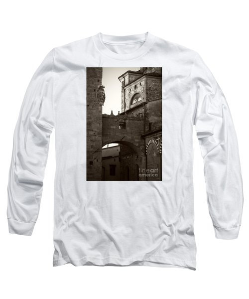 Architecture Of Pistoia Long Sleeve T-Shirt