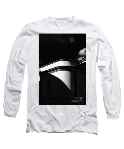 Architecture Shadow Light Game Long Sleeve T-Shirt
