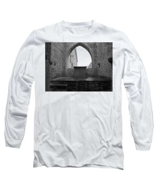 Ardfert Cathedral Long Sleeve T-Shirt
