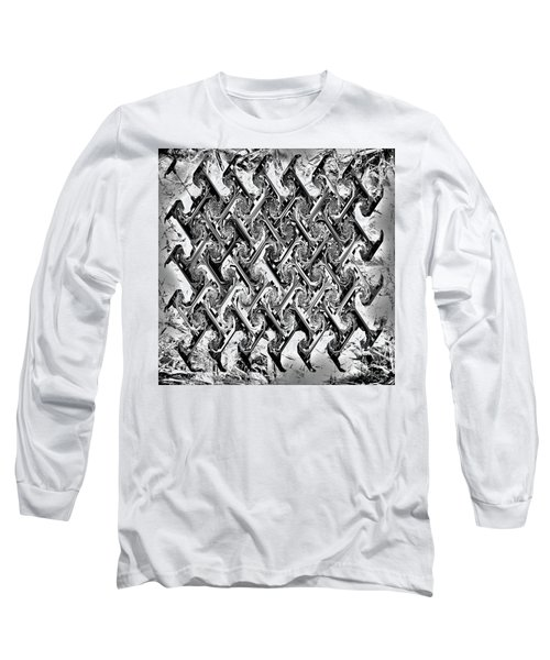 Are There Diamonds In Your Mine Long Sleeve T-Shirt by Danica Radman