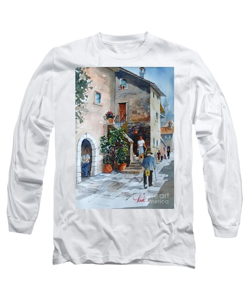 Arezzo-3 Long Sleeve T-Shirt