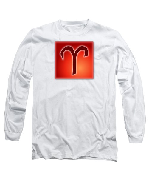 Aries  March 20 - April 19 Long Sleeve T-Shirt