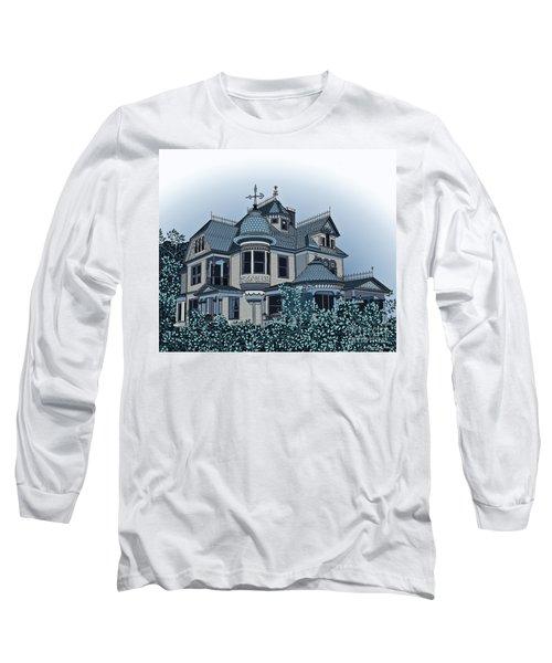 Aristocrat 2 Long Sleeve T-Shirt by Megan Dirsa-DuBois