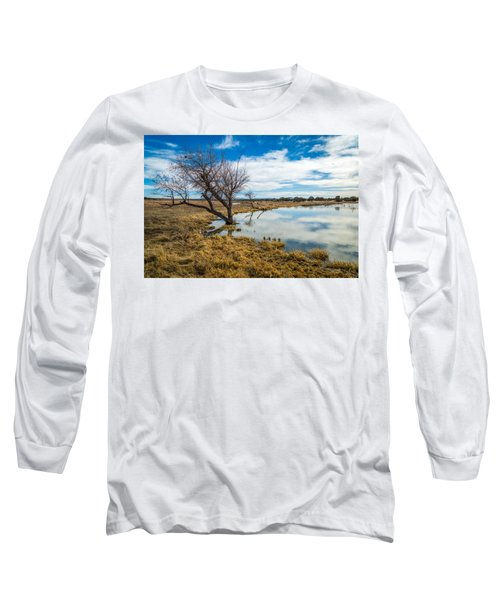 Arizona Riparian Preserve  #1 Long Sleeve T-Shirt