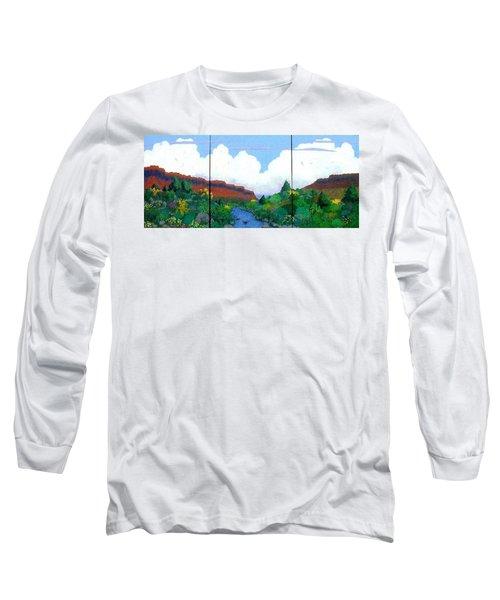 Arizona Sky Long Sleeve T-Shirt