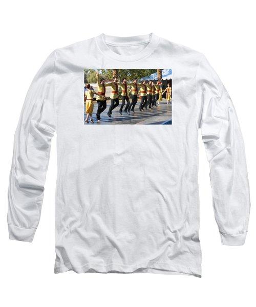 Armenian Dancers 3 Long Sleeve T-Shirt
