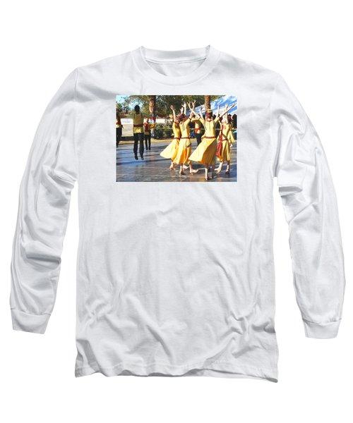 Armenian Dancers 4 Long Sleeve T-Shirt