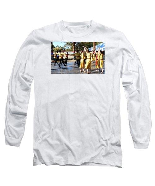 Armenian Dancers 5 Long Sleeve T-Shirt
