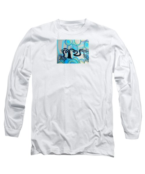 Arms Across The Forest Long Sleeve T-Shirt
