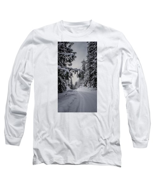 Around The Bend Long Sleeve T-Shirt by Albert Seger
