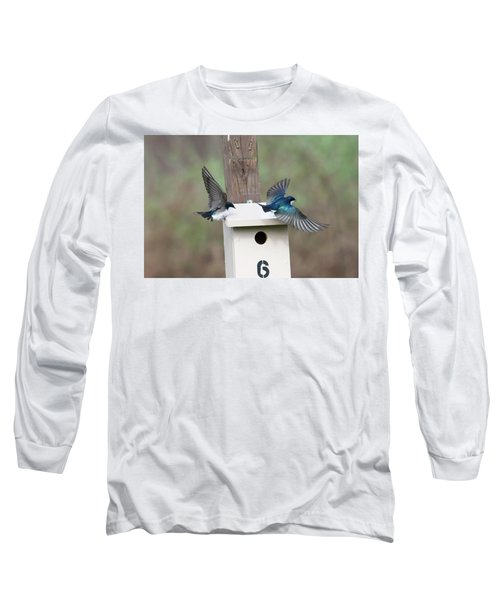 Arrival And Departure Long Sleeve T-Shirt