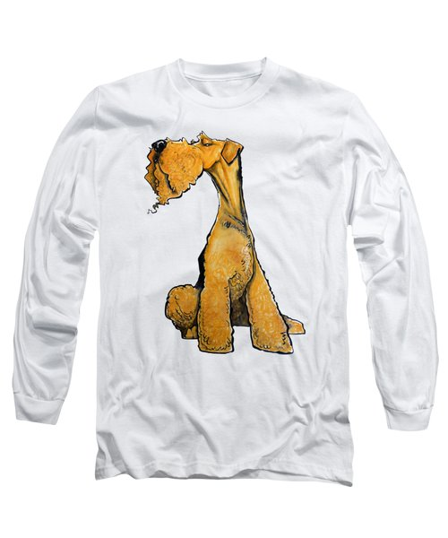 Arrogant Airedale Long Sleeve T-Shirt
