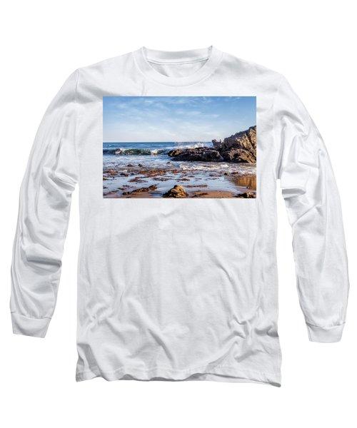 Arroyo Sequit Creek Surf Riders Long Sleeve T-Shirt