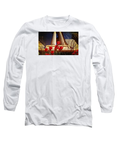 Art In The City Long Sleeve T-Shirt