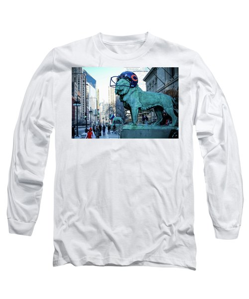 Art Institute Of Chicago Lions Long Sleeve T-Shirt
