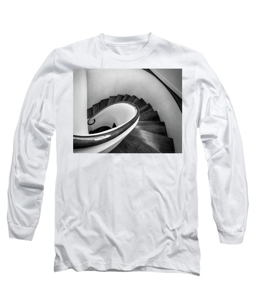 Art Mimics Life  Long Sleeve T-Shirt
