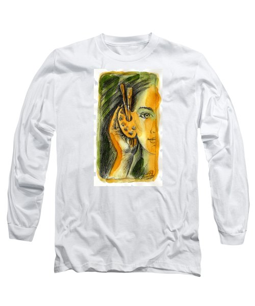 Art Of Listening Long Sleeve T-Shirt