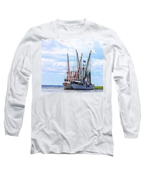 Art Of The Turn Long Sleeve T-Shirt