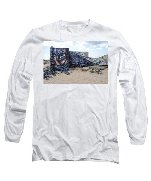 Art Or Graffiti Long Sleeve T-Shirt