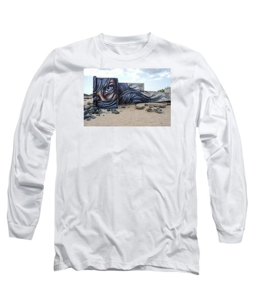 Art Or Graffiti Long Sleeve T-Shirt
