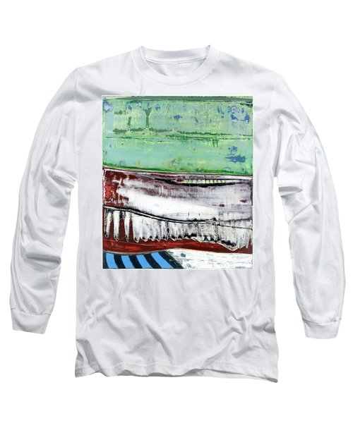 Art Print Abstract 97 Long Sleeve T-Shirt